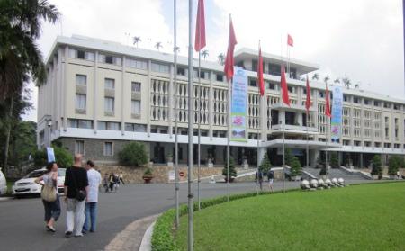 Le palais de le reunification