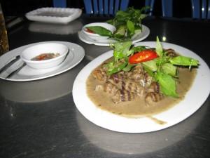 Les escargots de mer