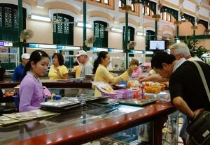 poste centrale Saigon