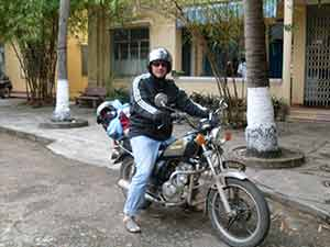 guide motard vietnam
