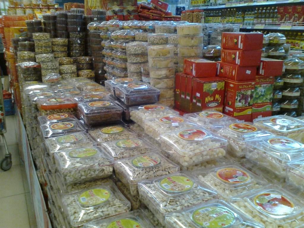 supermarche vietnam tet