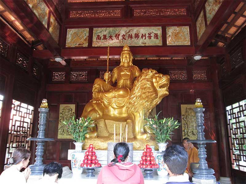 Monastère Linh Chieu