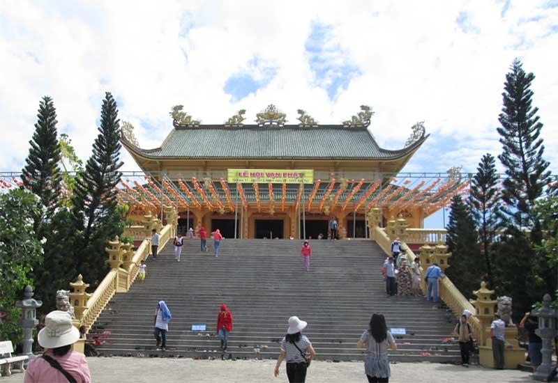 Pagode de Đại tòng Lâm