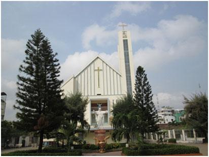 Eglise CAU KHO
