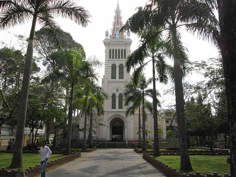 Eglise CHO QUAN