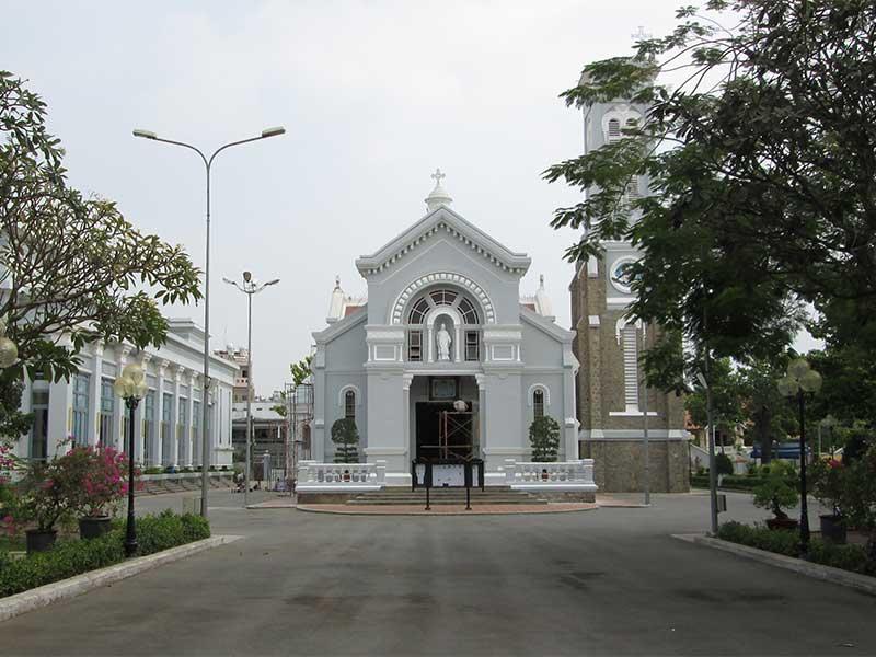 Eglise HANH THONG TAY