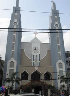 église bac ha