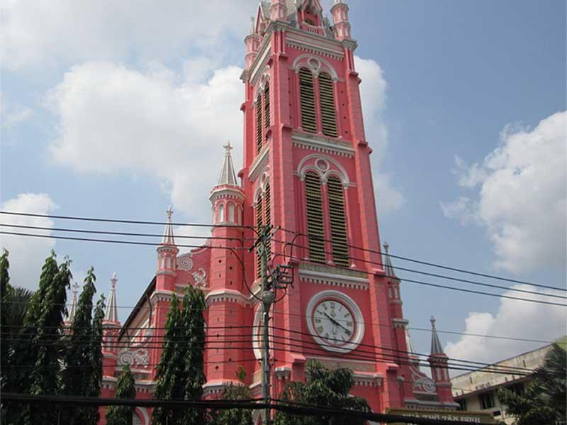 église tan dinh