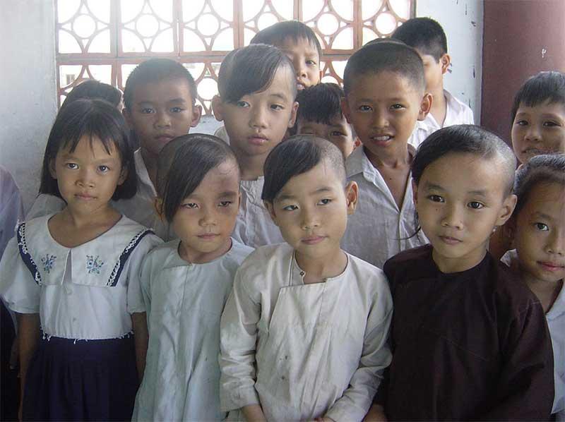 orphelins vietnam