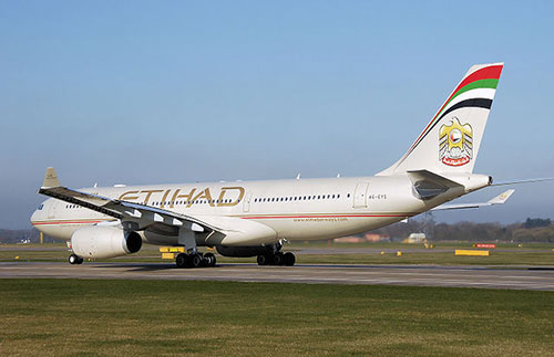 etihad airways saigon