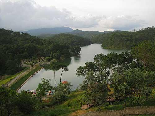 Vallée de l'amour Dalat