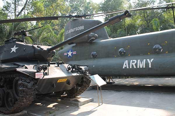 musee guerre saigon