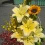 bouquet compose