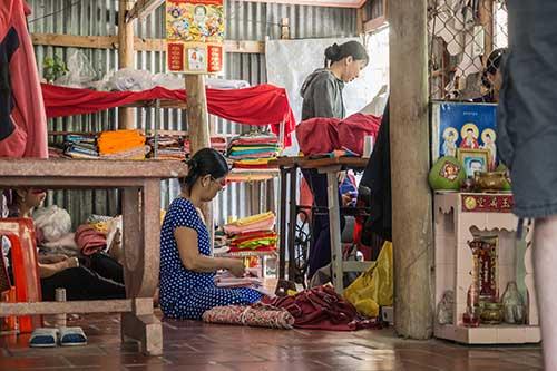 commerce equitable Vietnam