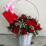 Livraison de fleurs à Saigon au Vietnam