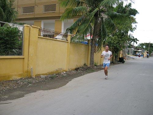 jogger thao dien