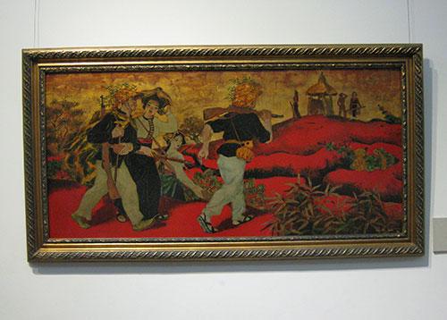 peinture vietnam