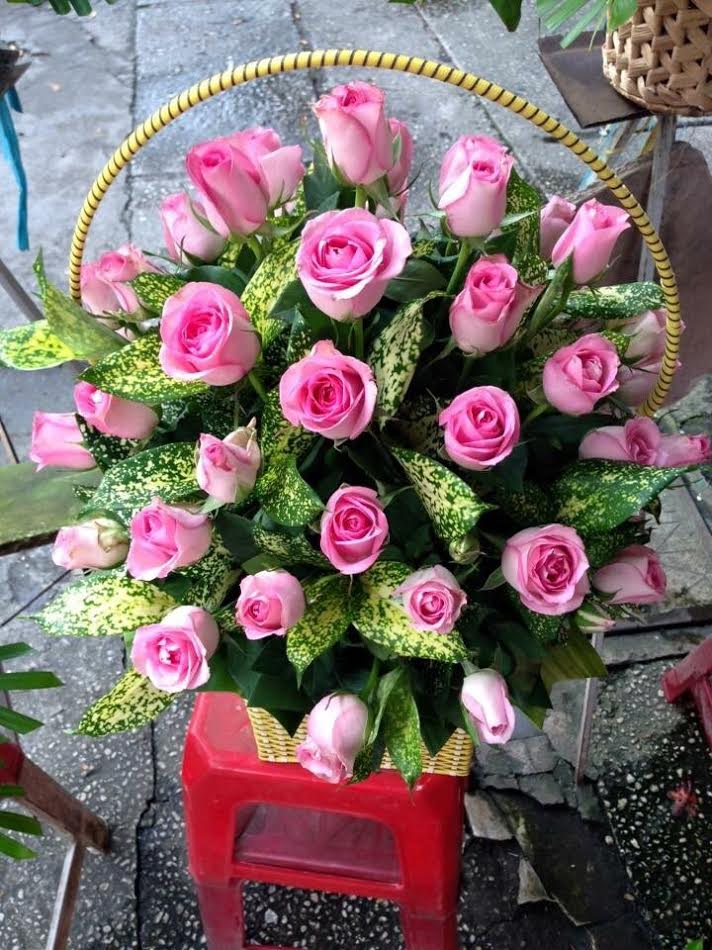 Livraison bouquet de roses roses ho chi minh ville vietnam for Livraison rose