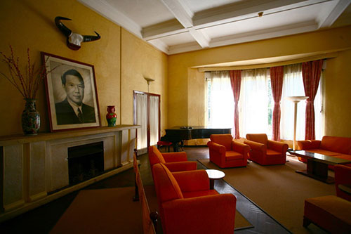 palais d'été de Bao Dai