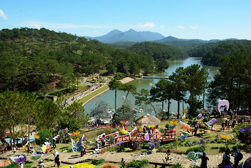 vallee amour dalat