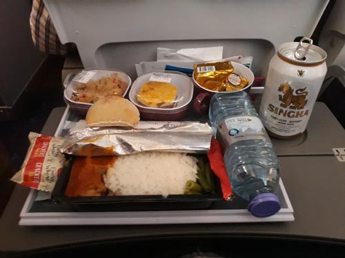 repas thai airways