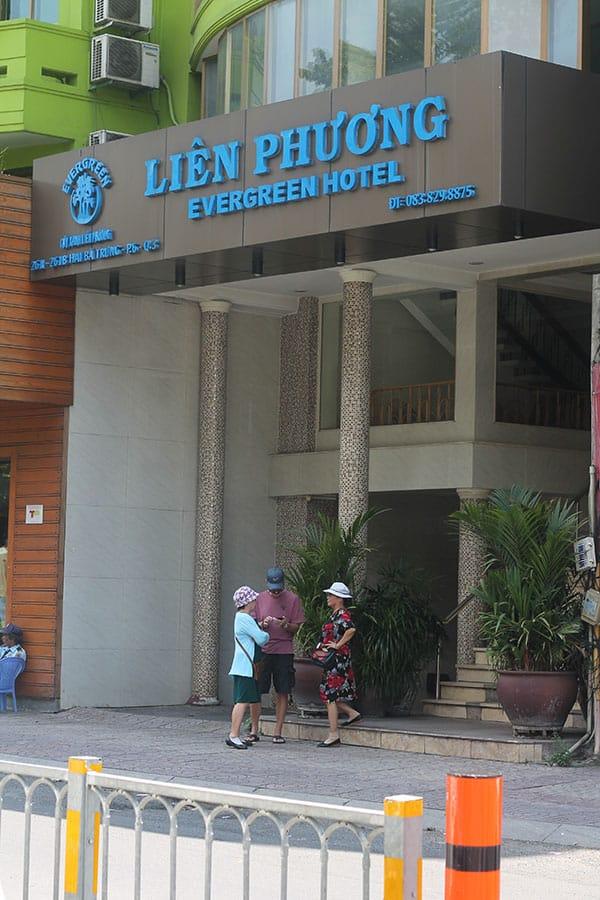 evergreen hotel ho chi minh